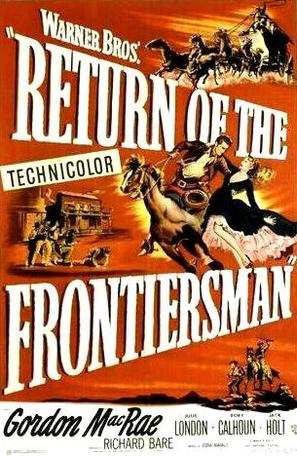 Return of the Frontiersman - Movie Poster (thumbnail)
