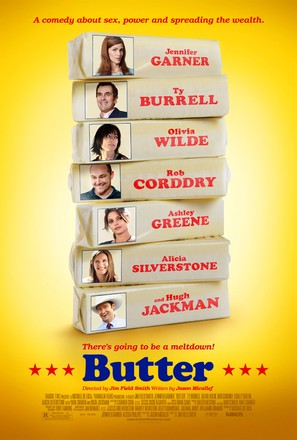 Butter - Movie Poster (thumbnail)