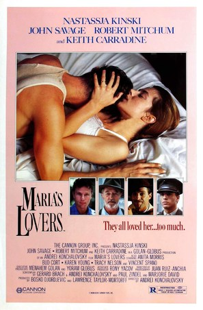 Maria's Lovers - Movie Poster (thumbnail)
