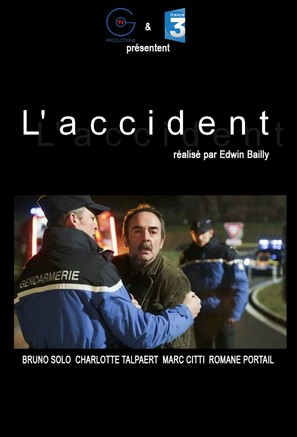 """L'Accident"" - French Movie Cover (thumbnail)"