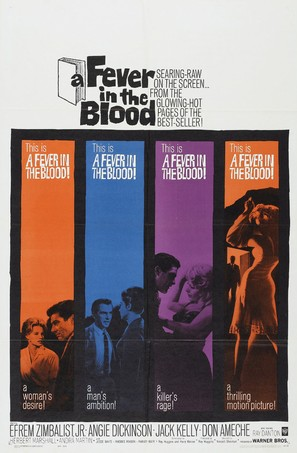 A Fever in the Blood - Movie Poster (thumbnail)
