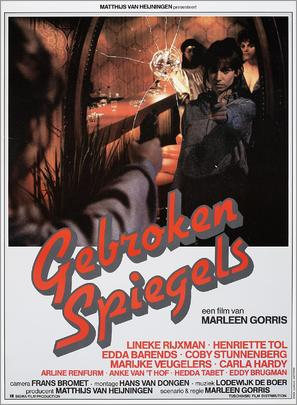 Gebroken spiegels - Dutch Movie Poster (thumbnail)
