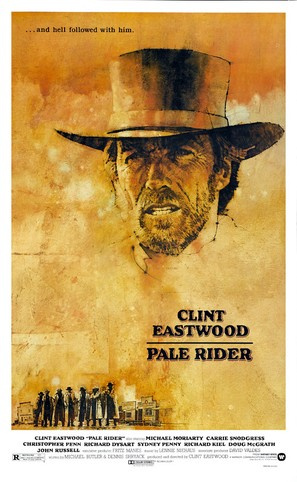 Pale Rider - Movie Poster (thumbnail)