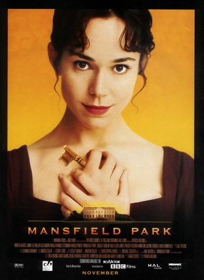Mansfield Park - Movie Poster (thumbnail)