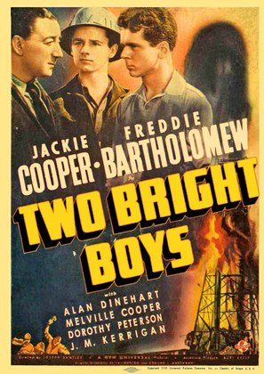 Two Bright Boys - Movie Poster (thumbnail)