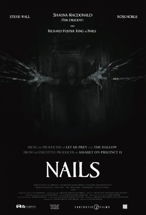Nails - Irish Movie Poster (thumbnail)