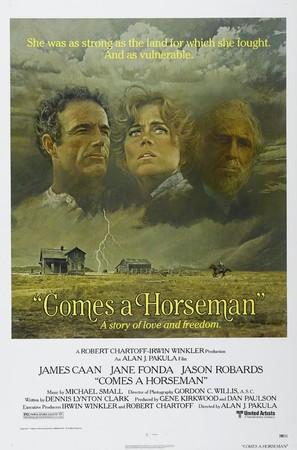 Comes a Horseman - Movie Poster (thumbnail)