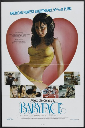 Babyface - Movie Poster (thumbnail)