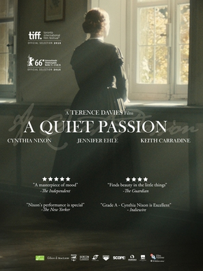 A Quiet Passion - British Movie Poster (thumbnail)