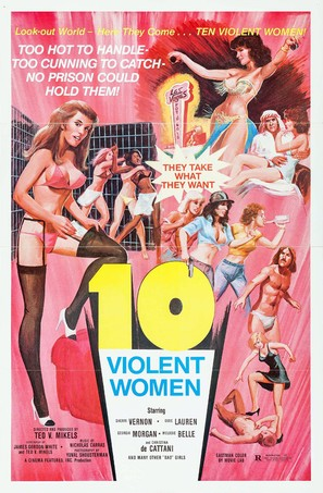 Ten Violent Women