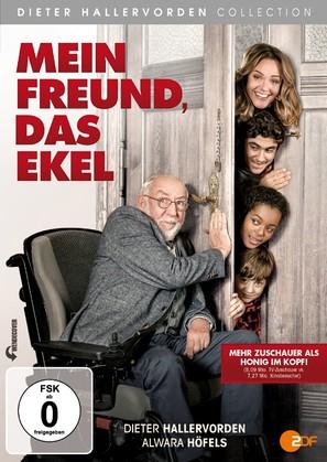 Mein Freund das Ekel - German Movie Cover (thumbnail)