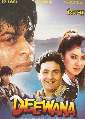Deewana - Indian Movie Cover (thumbnail)