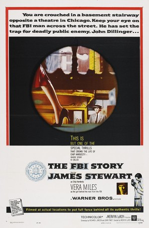 The FBI Story - Theatrical poster (thumbnail)