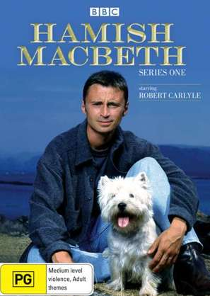 """Hamish Macbeth"" - Australian DVD cover (thumbnail)"
