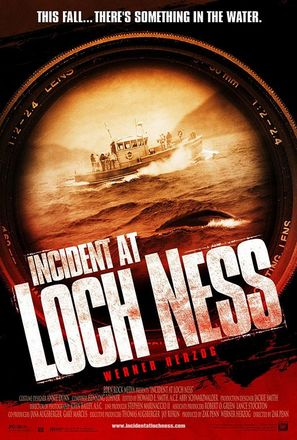 Incident at Loch Ness - poster (thumbnail)