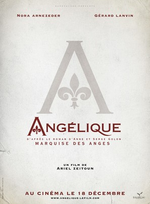 Angélique - French Movie Poster (thumbnail)