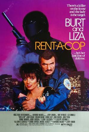 Rent-a-Cop - Movie Poster (thumbnail)