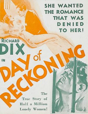 Day of Reckoning - Movie Poster (thumbnail)
