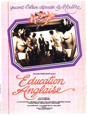 Éducation anglaise - French Movie Poster (thumbnail)