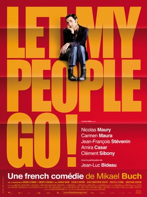 Let My People Go! - French Movie Poster (thumbnail)