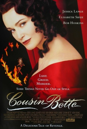 Cousin Bette - Movie Poster (thumbnail)