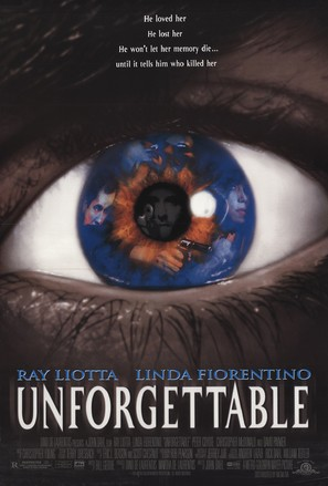 Unforgettable - Movie Poster (thumbnail)