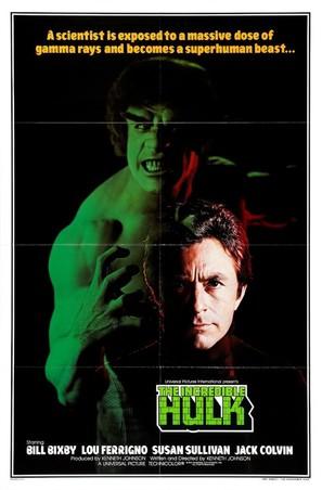 """""""The Incredible Hulk"""" - Movie Poster (thumbnail)"""
