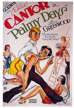 Palmy Days - Movie Poster (thumbnail)