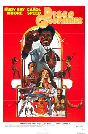 Disco Godfather - Movie Poster (thumbnail)