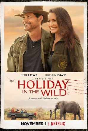 Holyday in the Wild - Movie Poster (thumbnail)