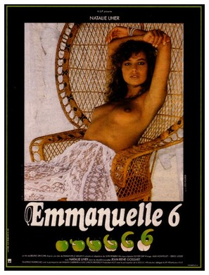 Emmanuelle 6 - French Movie Poster (thumbnail)