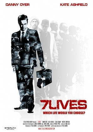 7lives - British Movie Poster (thumbnail)