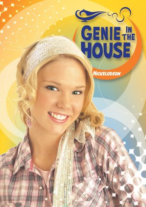 """Genie in the House"" - Movie Poster (thumbnail)"