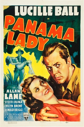 Panama Lady - Movie Poster (thumbnail)
