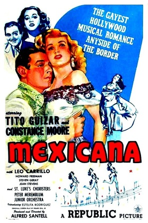 Mexicana - Movie Poster (thumbnail)