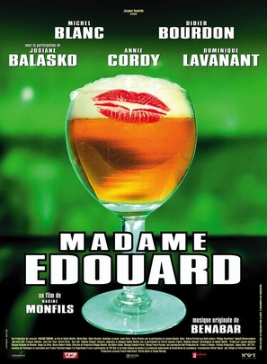 Madame Edouard - French Movie Poster (thumbnail)