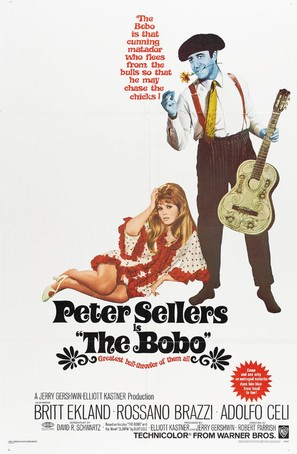 The Bobo - Movie Poster (thumbnail)