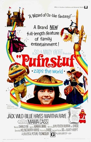 Pufnstuf - Movie Poster (thumbnail)