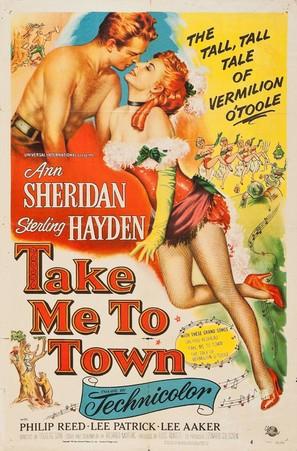 Take Me to Town - Movie Poster (thumbnail)