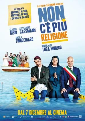Non c'è più religione - Italian Movie Poster (thumbnail)