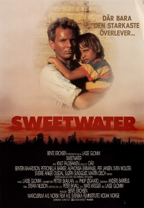 Sweetwater - Swedish Movie Poster (thumbnail)