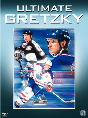 Ultimate Gretzky - DVD cover (thumbnail)