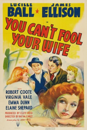You Can't Fool Your Wife - Movie Poster (thumbnail)
