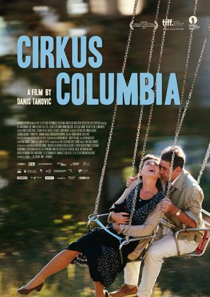 Cirkus Columbia - British Movie Poster (thumbnail)