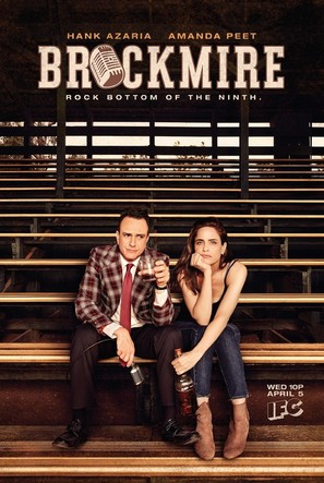 """Brockmire"" - Movie Poster (thumbnail)"