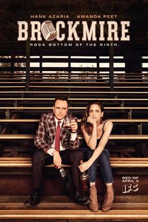 """Brockmire"" - Movie Poster (thumbnail)"