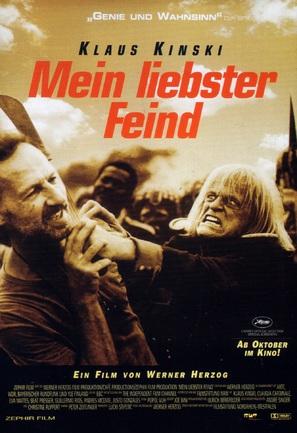 Mein liebster Feind - Klaus Kinski - German Movie Poster (thumbnail)