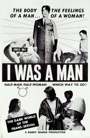 I Was a Man - Movie Poster (thumbnail)