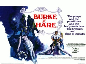 Burke & Hare - British Movie Poster (thumbnail)
