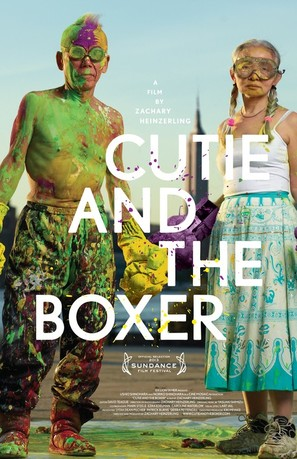 Cutie and the Boxer - Movie Poster (thumbnail)
